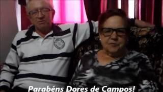 Laerte Goulart e Dores de Campos: 78 anos de muita história!
