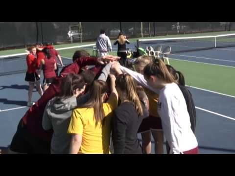 2015 CAC Women's Tennis Preseason Webcast