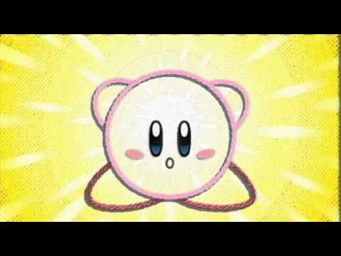 Kirby Epic Yarn's new footage from Japan