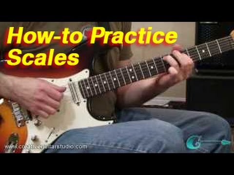 PRACTICE & TRAINING: Scale Practice Solutions
