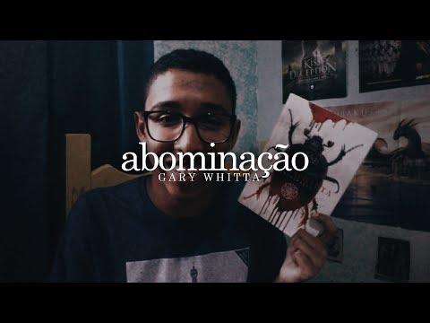 Abominação, do Gary Whitta   Um Bookaholic