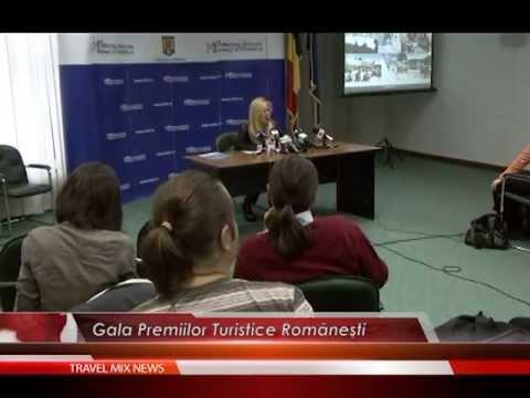 Gala Premiilor Turistice Romanesti