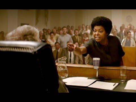 'The Best of Enemies' Official Trailer | Taraji P. Henson, Sam Rockwell