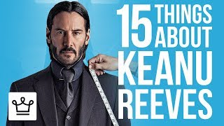 Video 15 Things You Didn't Know About Keanu Reeves MP3, 3GP, MP4, WEBM, AVI, FLV Oktober 2018