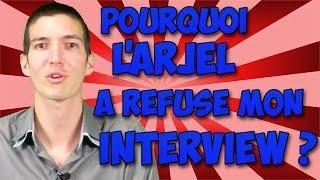 Pourquoi L'ARJEL A Refusé Mon Interview ? Par Maxence Rigottier