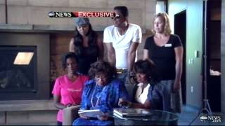 Katherine Jackson Interview  'Devastated... My Grandchildren H...