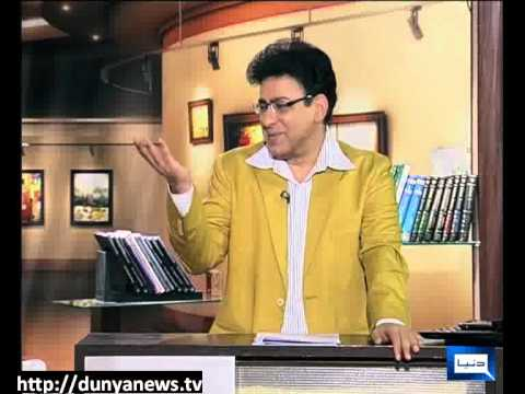 Hasb e Haal by Duniya News - 8th Sep 2012