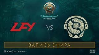 LFY vs MAX, The International 2017 Qualifiers [mortallestv]