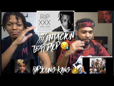 "RIP XXX YOUNG KING 🙌🏽XXXTentacion ""Tear Drop"" (Official Audio) 