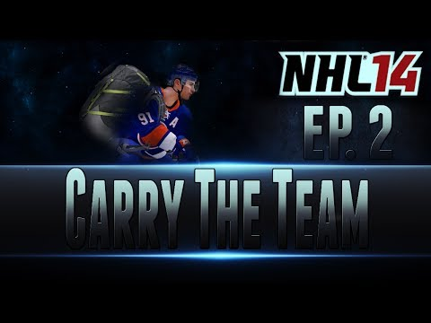 Too Easy. (NHL 14: Carry The Team Ep.2)