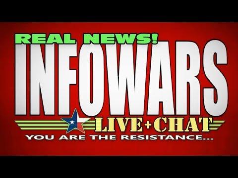 ALEX JONES SHOW (7/27/17) INFOWARS: REAL NEWS!