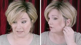 Video FOLLOW UP Jon Renau EVE Wig  / Pros & Cons of Eve / Why I Love Short Wigs / Wig Tape  / Wig Review MP3, 3GP, MP4, WEBM, AVI, FLV Juni 2018