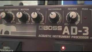 Download Lagu boss ad-3 test Mp3