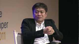 GDD 2011 Japan: VC パネル: 起業家精神、起業支援とベンチャーキャピタル