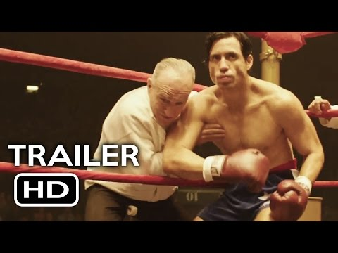 Hands of Stone Official Teaser Trailer #1 (2016) Edgar Ramírez, Robert De Niro Boxing Movie HD