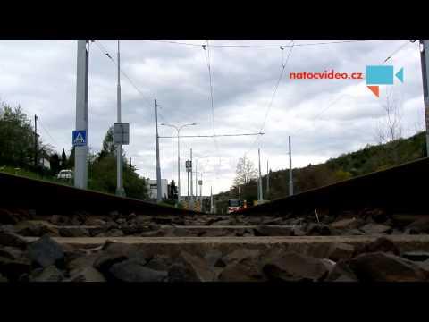 Kamera pod tramvají