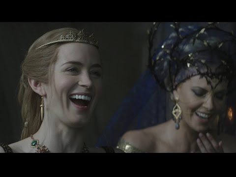 The Huntsman: Winter's War - Gag Reel   official clip (2016)