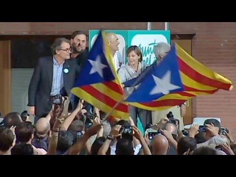 Καταλονία: Στις κάλπες με φόντο την ανεξαρτησία