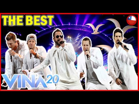 Backstreet Boys - Full Concert - Viña del Mar, Chile 2019 (OFFICIAL)