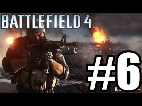 Прохождение Battlefield 4 Часть 6