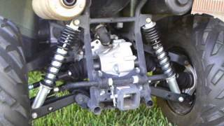 7. KYMCO 500cc ATV