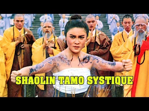 Wu Tang Collection -  Shaolin Tamo Systique