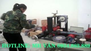 Máy Dán Lớp Bảo Vệ Phôi Nhôm - Việt Hưng Long .mpg