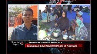 Video Bantuan Air Bersih Korban Gempa Lombok Terkendala Armada - Special Report 13/08 MP3, 3GP, MP4, WEBM, AVI, FLV Agustus 2018