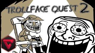 trollface quest 2 безжалостный троллинг