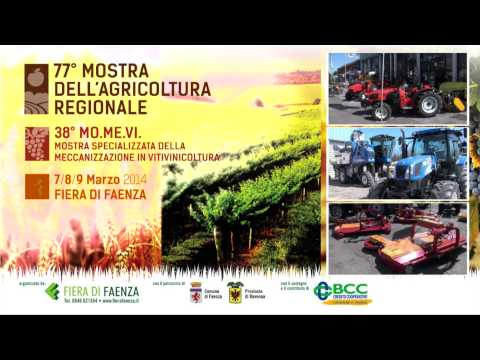 Mostra dell'Agricoltura - Mo.Me.Vi. (VIDEO)
