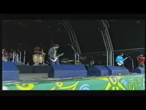 ClivesVidCollection - Gomez - Get Myself Arrested live @ Glastonbury '98.