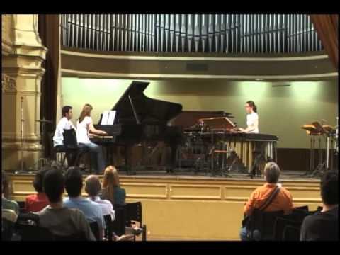 Adamantium de Leo Alves Vieira (piano e marimba)
