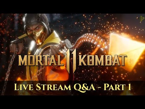 WHAT ARE THE STRONGEST TO WEAKEST CHARACTERS? Mortal Kombat 11 Q&A w/ HoneyBee, Dragon & Grr!