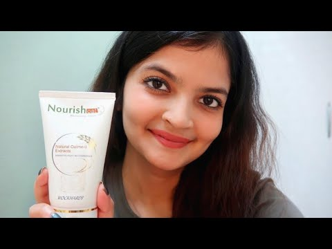 Nourish Oat Moisturising Cream | Hindi Review | Best Moisturiser for Dry Skin | itsarpitatime