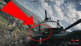 WORLD RECORD BOMBING RUN! Battlefield 1 Top Plays of the Week (BF1 WORLD RECORD MULTI KILL)