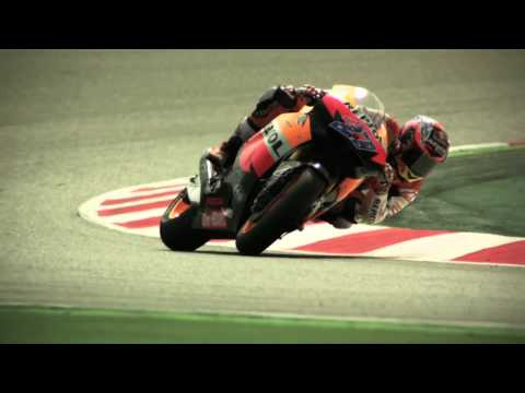 Casey Stoner discusses his high speed elbow sliding