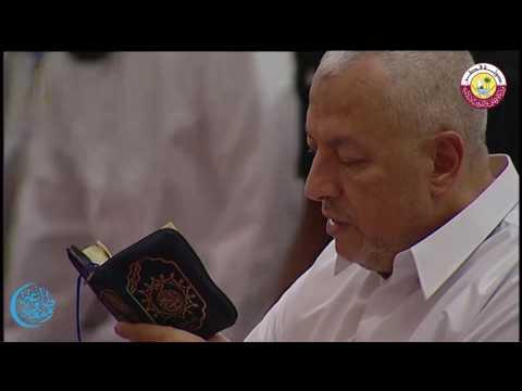 صلاة العشاء والتراويح بجامع الامام محمد بن عبد الوهاب يوم الأربعاء 5 رمضان 1438 هجريا
