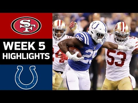 Video: 49ers vs. Colts | NFL Week 5 Game Highlights