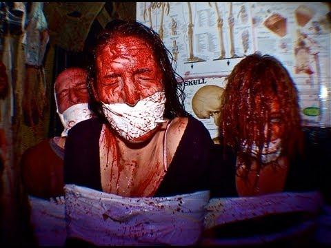 超越極限!也許是全世界最恐怖的試膽「鬼屋」就在San Diego?完成時間要四小時!出來的人滿身都是血!(膽小者勿入)