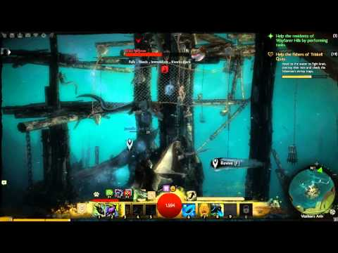 gw2 underwater - Does underwater combat live up to the expectations put out there by all the fans? Or does it dip under the waves a bit? Find out if I think it sinks or swims...