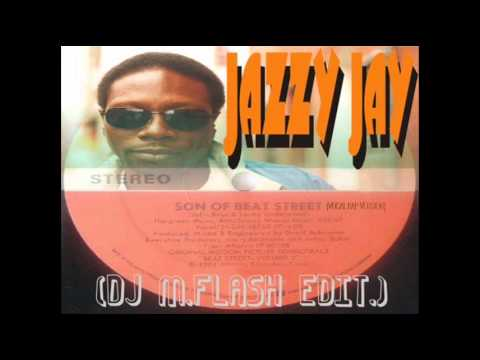 Jazzy Jay - Son Of Beat Street (Rap Version)