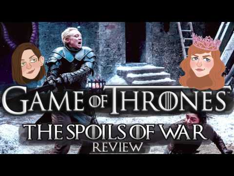 Game of Thrones Season 7 - Episode 4 Review - The Spoils of War