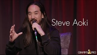 Up Close & Personal With Steve Aoki