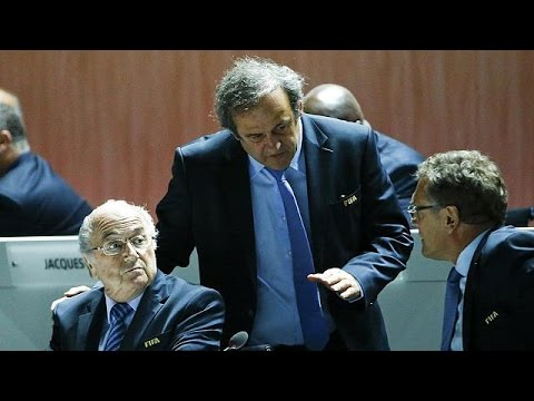 FIFA: Σε τρίμηνη διαθεσιμότητα Μπλάτερ, Πλατινί και Βάλκε