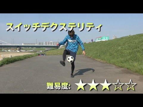 スイッチデクステリティ【フリースタイル技辞典】