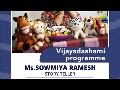 LEARN & WIN - ETIQUETTE STORY TELLER - MS. SOWMIYA SATHISH