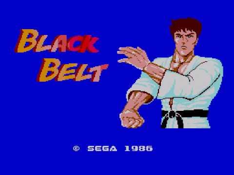 black belt master system play online