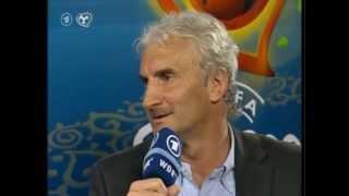 Rudi Völlers letztes Interview als DFB-Trainer (2004)