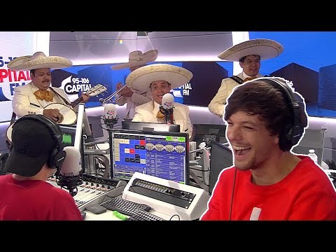 Louis Tomlinson's Old Tweets Sung By A Maricahi Band