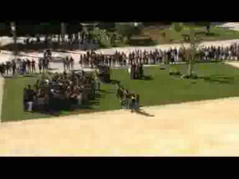 Flashmob DPE Universidad de Alicante